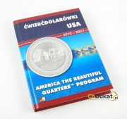 Album na ćwierćdolarówki Parki Narodowe USA 2010-2021 r. America The Beautiful Quarters Program