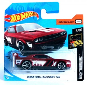 Hot Wheels 2019 r. Dodge Challenger 179/250 FYF83