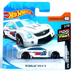 Hot Wheels 2019 r. Cadillac ATS-V R  75/250 FYD20