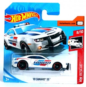 Hot Wheels 2019 r. Camaro SS 99/250 FYC84