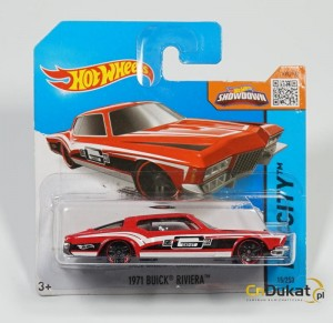 Hot Wheels 2015 r. Buick Riviera 15/250  CFL49